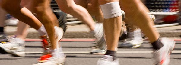 Centre Kinesis - blessures de course