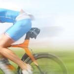 Traitement des blessures de cycliste